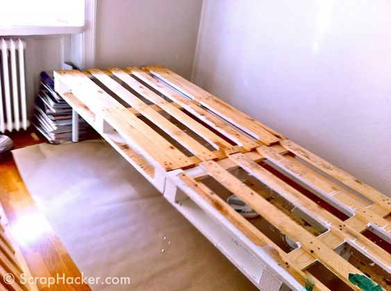 D.I.Y Lounger Sofa Bunk Bed - A 10-step Tutorial