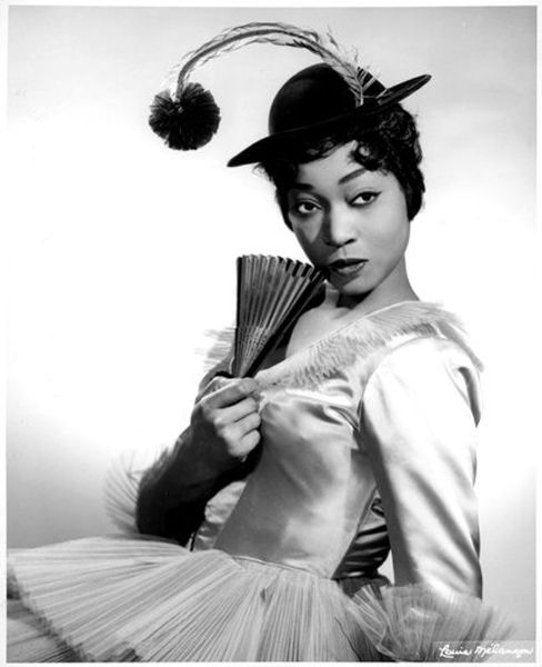 Gloria Davy, First African-American to Sing Aida at the Met.