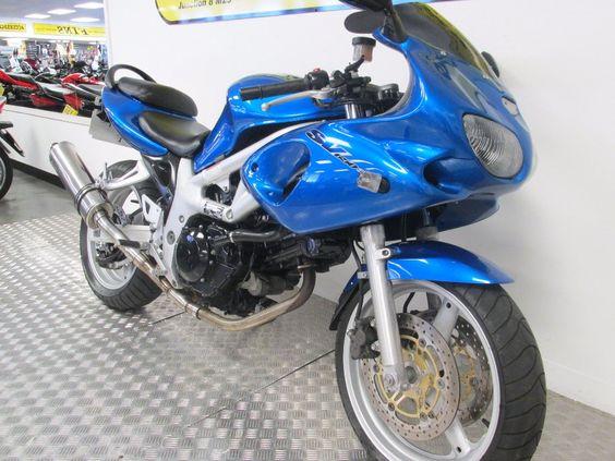 SUZUKI SV ??? 125 or 650