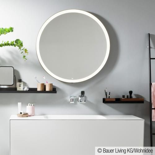 Alape Sp Fr Spiegel Mit Led Beleuchtung Led Spiegel