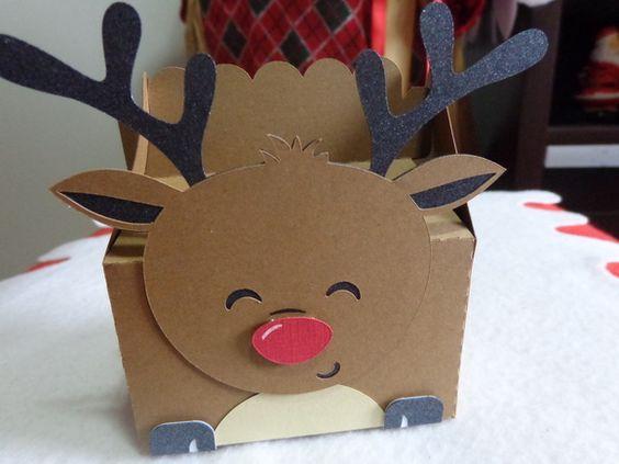 Pra presentear e também decorar no Natal,