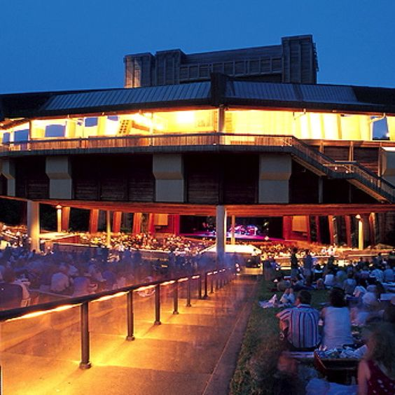Merriweather Post Pavilion located in Columbia, Maryland ...XoXo