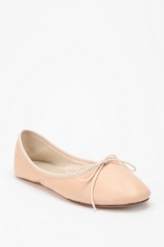 ballet bow flat // anniel