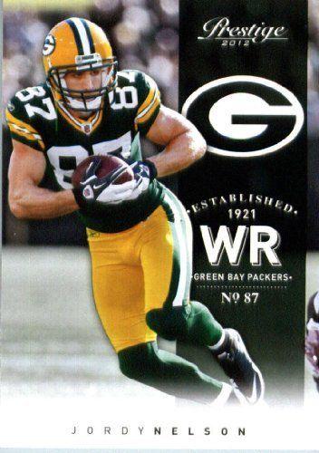 2012 Panini Prestige #71 Jordy Nelson - Green Bay Packers ...