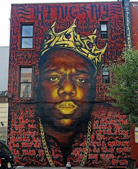 Life after life after death what biggie had planned for for 2pac mural new york