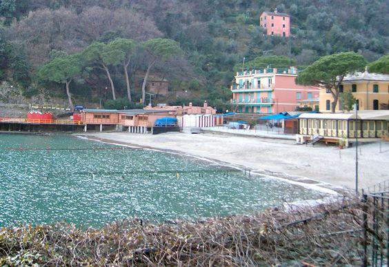 portofino praias - as praias de paraggi
