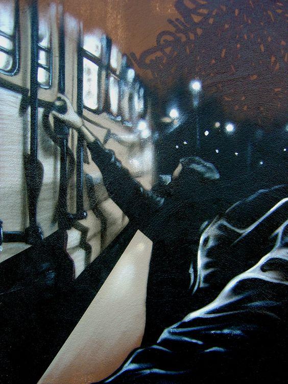 GRAFF'S VANDAL STUFF (Detail) | Gaia | 2007 | | by Mr.Dheo