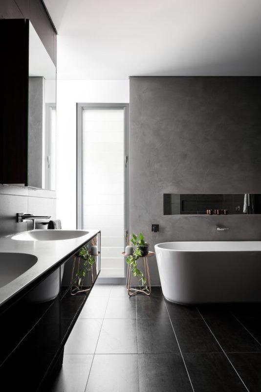Modern In 2020 Schwarzes Badezimmer Luxus Badezimmer Badezimmer F