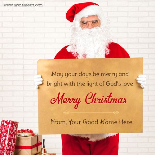 Merry Christmas Wishes Santa Claus Merry Christmas Wishes Christmas Wishes Christmas Card Sayings