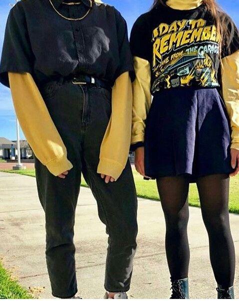 Matilderetro Matching Couple Outfits Fashion Retro Outfits