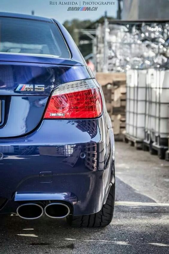 BMW E60 M5 blue  BMW M5 X5  Pinterest  Bmw m5 BMW and Blue