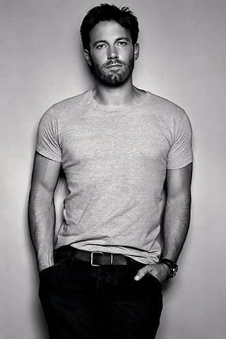I imagine I share Ben Affleck's same body type, but mine's just hiding behind 60 pounds of fat.  Working on that...