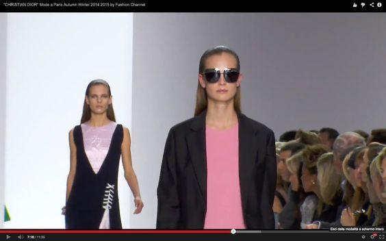 """CHRISTIAN DIOR"" Mode a Paris Autumn Winter 2014 2015 by Fashion Channel"