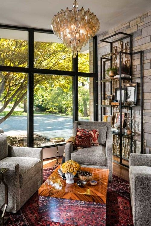 Artsy Vibe in Mid-Century Modern Ranch | Midcentury Living ... on vintage modern houses, modern contemporary houses, green modern houses, art modern houses, architecture modern houses, hgtv modern houses, beach modern houses, google modern houses, blue modern houses, black modern houses, architizer modern houses, real simple modern houses, traditional modern houses, color modern houses, pink modern houses, modern modern houses, design modern houses,