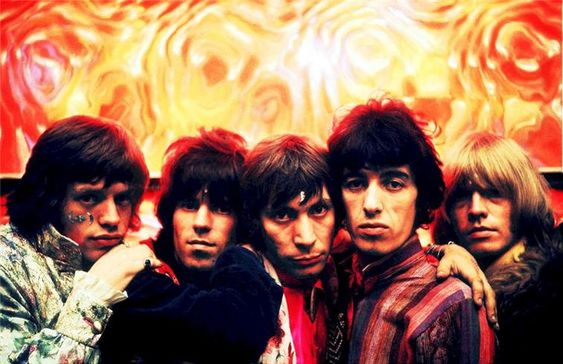 by Michael Cooper / Rolling Stones, 1968