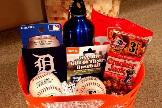 Baseball Teacher Gift