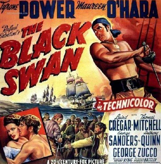 the black swan 1942 | affiche Le Cygne Noir 35731