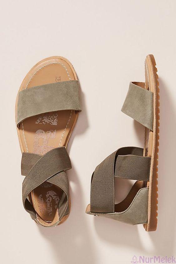 2020 Bayan Sandalet Modelleri Sandalet Ayakkabi Bot Moda Ayakkabilar