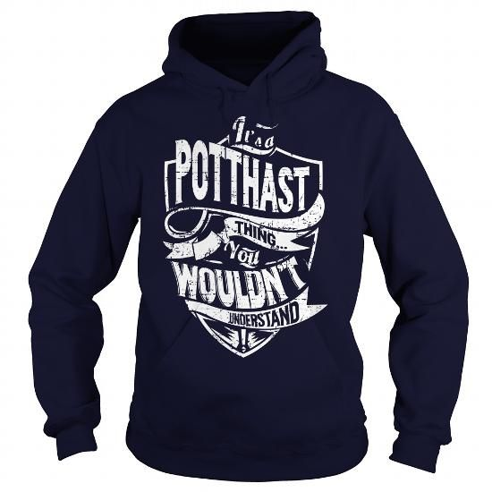 cool POTTHAST Design T Shirt New