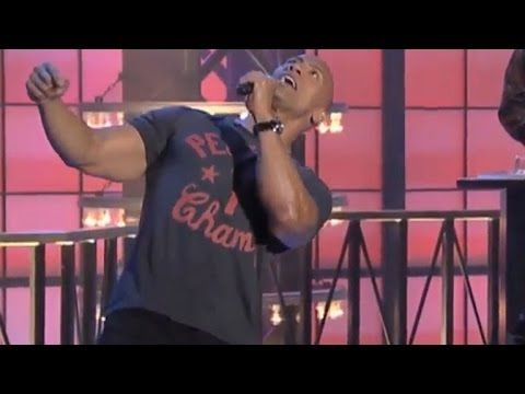 Watch Dwayne 'The Rock' Johnson's Amazing Lip Sync to Taylor Swift's 'Shake It Off' - YouTube