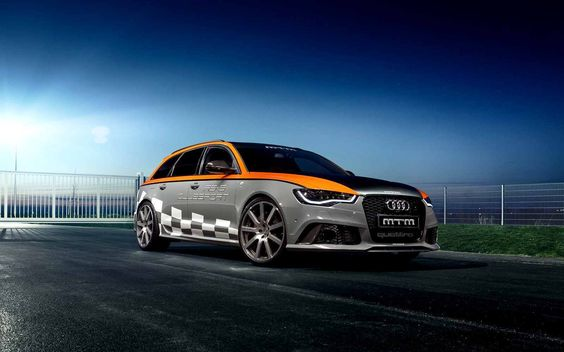 2015 MTM Audi RS6 Clubsport 2 - cool car wallpapers