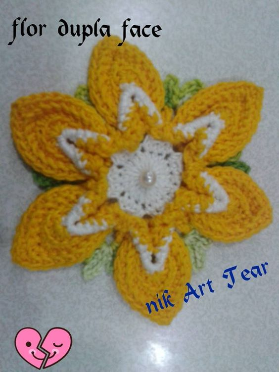 (5) Clube do croche - Clube do croche compartió la publicación de Nik...