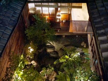 Tsubo Niwa 坪庭 Little Garden Space Study For Nippon