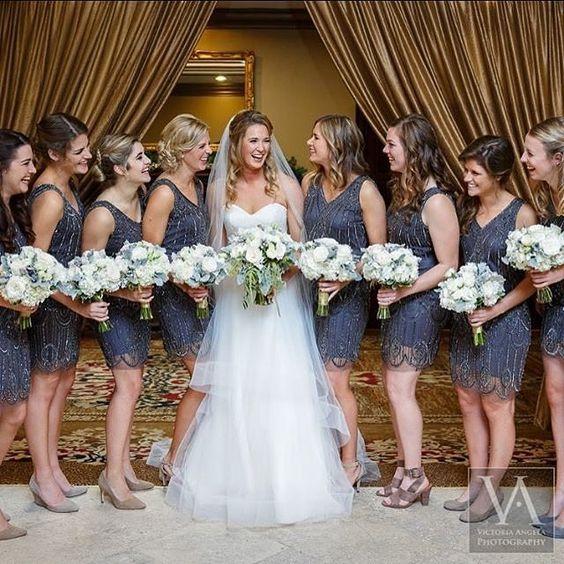 Celebrating #NationalBestFriendDay with this fabulous @misshayleypaige bride with her #squad!! Photo by @victoriaangelaphoto. #misshayleypaige #bridal #bridesmaids #happy #smile #perfection #beyou #bestfriend #girls #bridalshower #bridalideas #luxurybride
