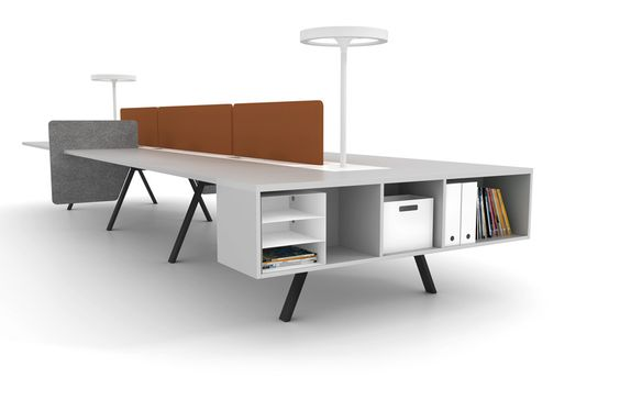 Innovation L Shaped Desk With Hutch : The traditional office hutch ...