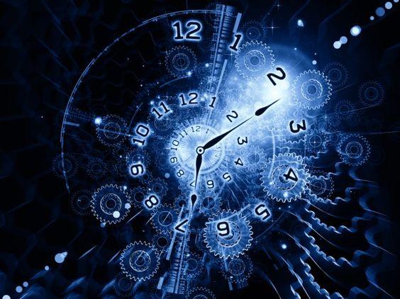 Tijd is een illusie