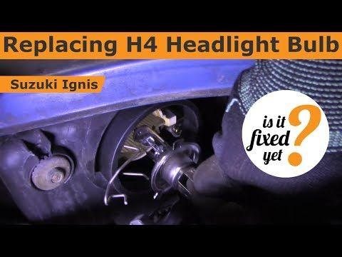 suzuki ignis fuse box replacing h4 headlight bulb suzuki ignis youtube headlight  replacing h4 headlight bulb suzuki