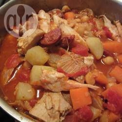 Estofado de pollo estilo español @ allrecipes.com.mx