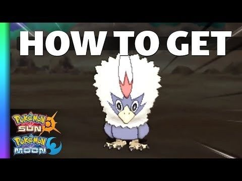 How To Get Rufflet In Pokemon Sun And Moon With Images Pokemon