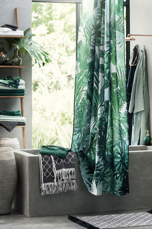 Cute Cheap Bathroom Sets With Shower Curtain From Hm Creative