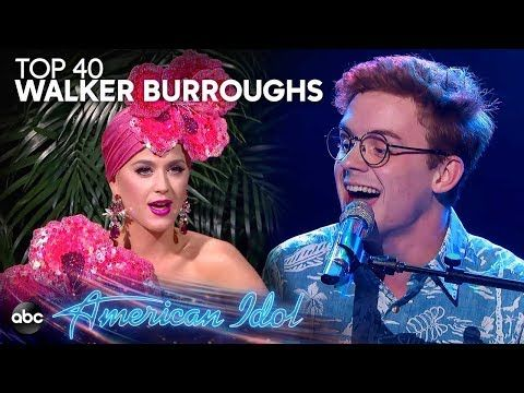Walker Burroughs Sings Youngblood By 5 Seconds Of Summer At