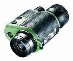 « Nightwatch », Bushnell - Objets déco à double fonction - Un appareil de vision nocturne pratique : à conserver dans une voiture, à balader en randonnée, pour la sécurité et l'observation de la nature. Fonctionne avec 2 piles AA...