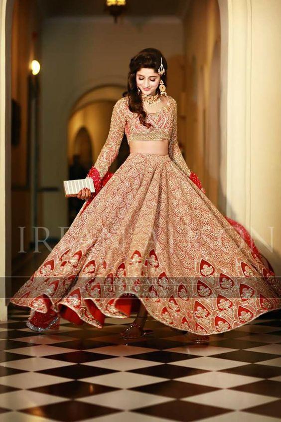 Party Wear Wedding Bridal Lehenga Designs 2018 2019 Collection Indian Bridal Dress Indian Bridal Wear Bridal Wear,Wedding Royal Blue And Gold Bridesmaid Dresses