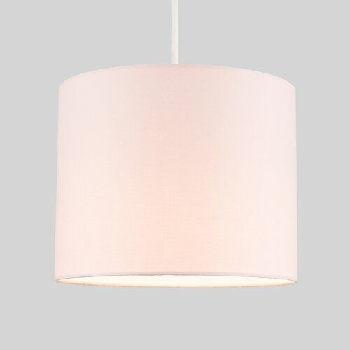 25 Cm Lampenschirm 17 Stories Farbe Altrosa In 2020 Decor Home Decor