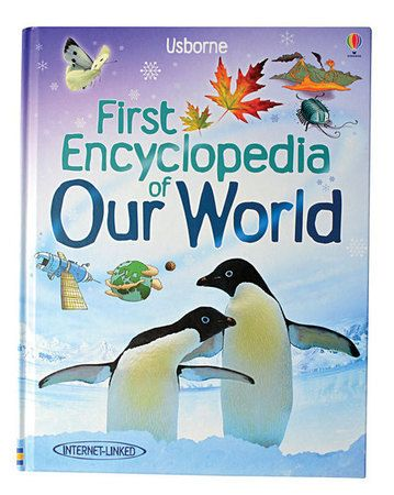 Usborne First Encyclopedia of Our World from BrightMinds