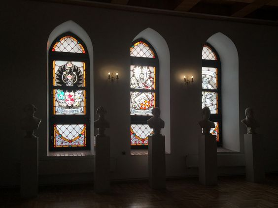 Зал в Музее имени И. Канта. Фото: Evgenia Shveda