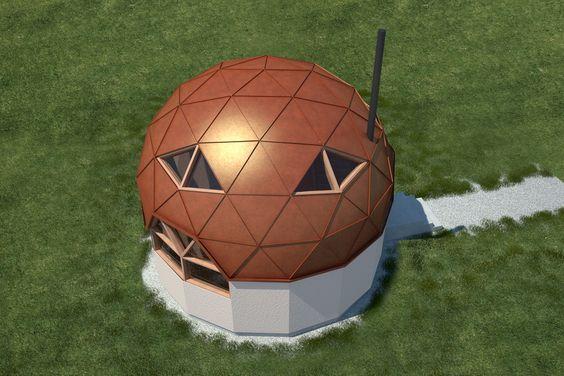 tiny-dome