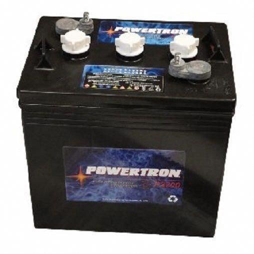 6 New Powertron P12000 12 Volt Batteries Golf Cart Rv Solar Powertron Rv Solar Golf Cart Batteries Car Battery