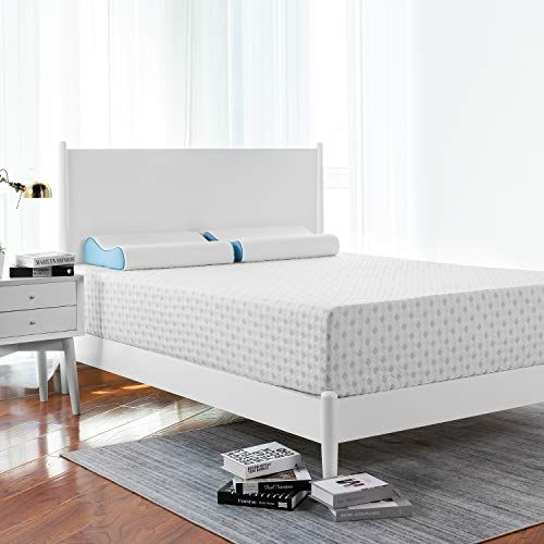 Twin Mattress Ruuf 10 Inch Unique Creative Foam Mattress Ventilated Cool Design Medium Firm Feel 180 Day Trial Full Mattress Foam Mattress Modway Furniture