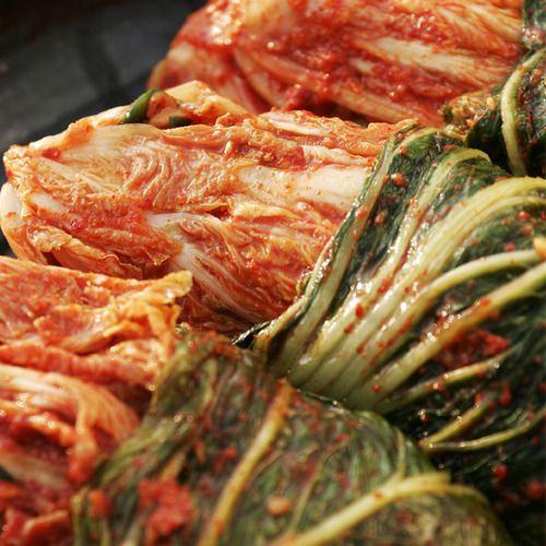 Pogi Kimchi 5kg Park Kwanghee Kimchi In 2021 Kimchi Food Recipes