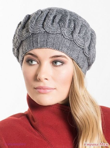 24 Crochet Beret Warm Hat For Your Wardrobe This Spring outfit fashion casualoutfit fashiontrends