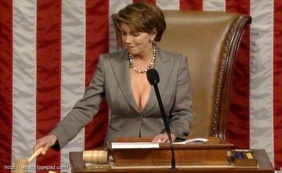Nancy Pelosi Teenager Nancy Pelosi in...