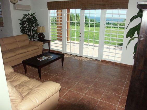 Luquillo Villa Rental: Mountain Villa With Ocean View   HomeAway
