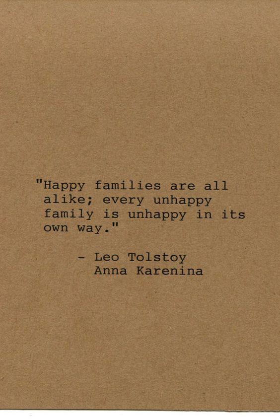 Leo Tolstoy Quote Made on Typewriter Quote by FlightOfFancyPrints