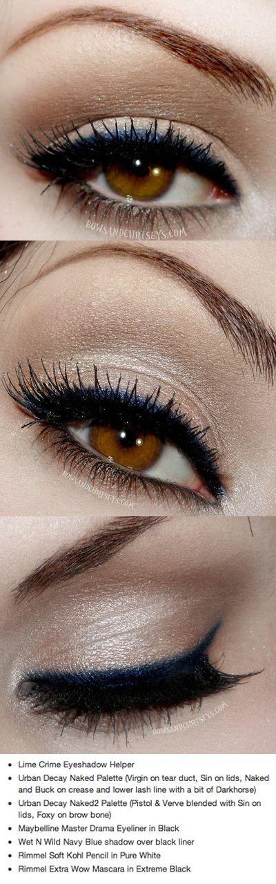 Mila Kunis Golden Globes Inspired Makeup