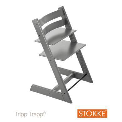 Stokke® Tripp Trapp® Treppenhochstuhl Storm Grey